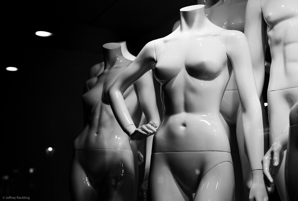 Mannequin, Window, Berlin, 01/2014