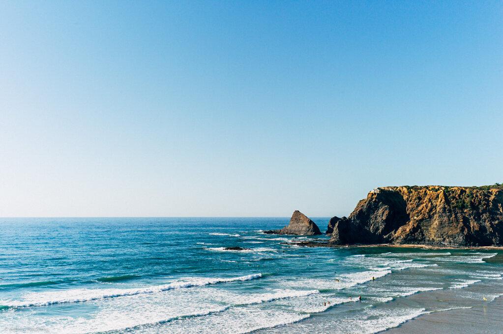 Praia de Odeceixe #1